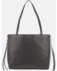 DKNY East West Reversible Tote Bag