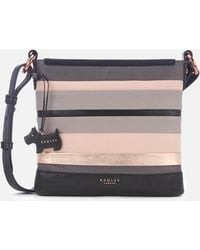 Radley - Eaton Hall Medium Zip-top Cross Body Bag - Lyst