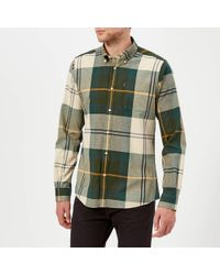 Barbour - Endsleigh Tartan Shirt - Lyst