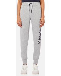 Tommy Hilfiger - Logo Trousers - Lyst