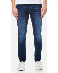 BOSS Orange - Men's Orange 90 Denim Jeans - Lyst