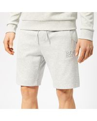 BOSS - Headlo Shorts - Lyst