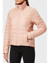 The North Face - Thermoball Crop Jacket - Lyst
