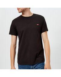Levi's - Original T-shirt - Lyst