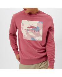 Penfield - Cullen Graphic Sweatshirt - Lyst
