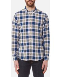 Tommy Hilfiger - Zac Check Long Sleeve Shirt - Lyst