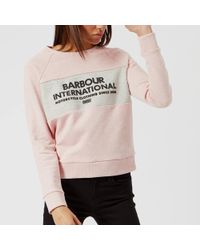 Barbour - Triple Sweatshirt - Lyst