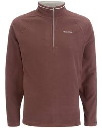 Craghoppers - Selby Half Zip Fleece - Lyst