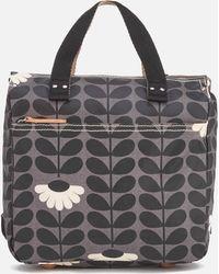 Orla Kiely - Linear Stem Small Backpack - Lyst