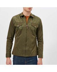 064cd032627 Lyst - Pretty Green Corrigan Paisley Track Top for Men