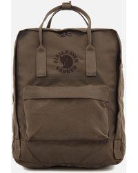Fjallraven - Re-kanken Backpack - Lyst