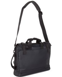 C6 - 3 In 1 Laptop Bag Rip Stop Black - Lyst