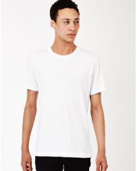 The Idle Man - Perfect T-shirt White - Lyst