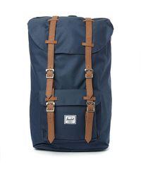 Herschel Supply Co. - Little America Backpack Navy - Lyst