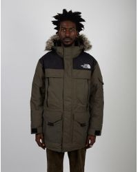 The North Face - Mcmurdo 2 Green Black - Lyst