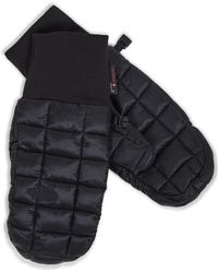 The North Face - Thermoball Mit Black - Lyst