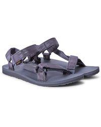 Teva - M Original Universal Sandal Grey - Lyst