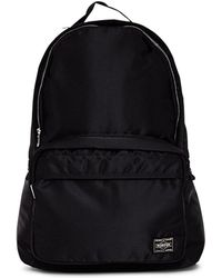 c6f222a65a46 Lyst - Diesel Black Gold Black Leather Small Backpack in Black for Men
