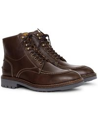 Hudson Jeans - Wycombe Calf Boot Brown - Lyst