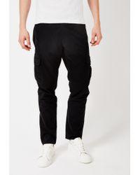 Gant Rugger - The Pockster Trousers Black - Lyst