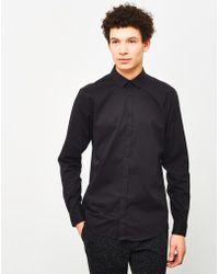 Vito - Solo Shirt Black - Lyst