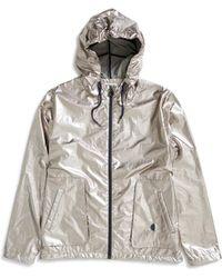 Folk - Featherweight Jacket Silver - Lyst
