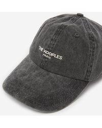 1366ff2329b0 Lyst - Men s The Kooples Hats Online Sale