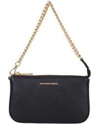 Michael Kors - Medium Chain Pouchette - Lyst