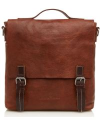Castelijn & Beerens - Richard Satchel Bag 10.5 Inch - Lyst