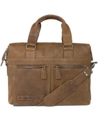 Plevier - Document Bag 12-14 Inch Laptop - Lyst