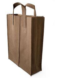 MYOMY - My Paper Bag Short Handle - Lyst