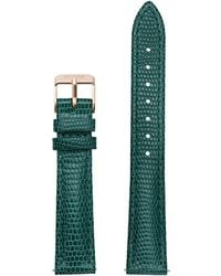 Cluse - Minuit Strap Emerald Lizard - Lyst