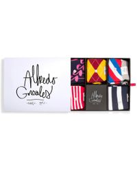 Alfredo Gonzales - Socks Box The Burger Collection - Lyst