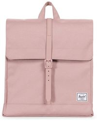 32f0d5281a8 Lyst - Herschel Supply Co. Classic Mid-volume 18l Backpack in Pink