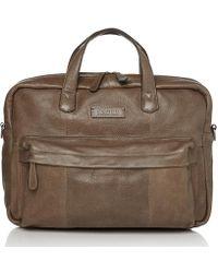 Castelijn & Beerens René Laptop Bag 15.5 Inch By Renee - Gray
