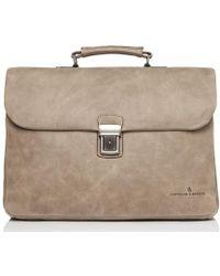 Castelijn & Beerens Carisma Laptop Bag 15.6 Inch - Gray