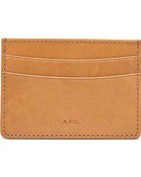 A.P.C. - Cardholder - Lyst