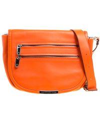 e00a96db82 Marc By Marc Jacobs - Orange Leather Large Luna Shoulder Bag - Lyst