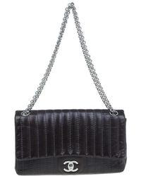 Chanel - Mademoiselle Ligne Flap Bag - Lyst
