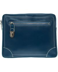 Marc Jacobs - Matte Leather The Venetia Ipad Case - Lyst