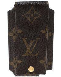 Louis Vuitton - Monogram Canvas Ipod Nano Case - Lyst