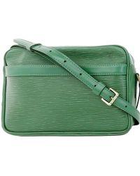 Louis Vuitton - Borneo Epi Leather Trocadero Bag - Lyst