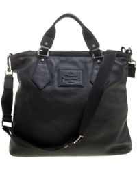 Vivienne Westwood - Leather Tote - Lyst