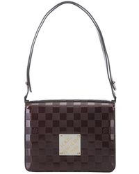 Louis Vuitton - Amarante Damier Vernis Limited Edition Cabaret Bag - Lyst