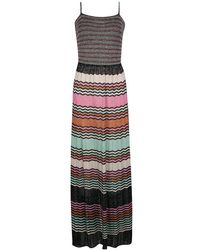 97c5575b3 Women's M Missoni Maxi and long dresses On Sale - Lyst