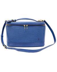 Louis Vuitton - Epi Leather Nice Travel Case - Lyst