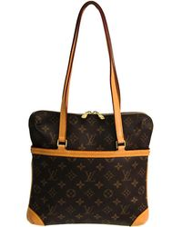 Lyst - Louis Vuitton Mini Coussin Shoulder Flat Bag M51143 Monogram ... 318bbc3597dd9