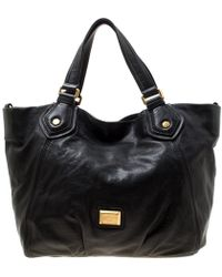 88c7885a7822 Lyst - Marc By Marc Jacobs Classic Q Fran Tote in Black