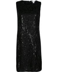 Diane von Furstenberg - Sequined Kaleb Shift Dress M - Lyst