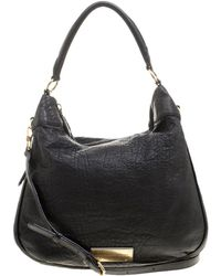 Marc By Marc Jacobs - Pebbled Leather Zip Around Hobo - Lyst